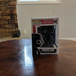 Funko Pop#169 RUBBER MAN
